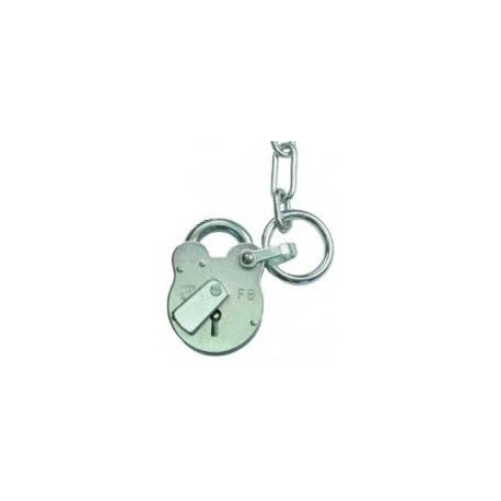 FB Padlock with chain