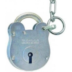 FB11 Padlock with chain