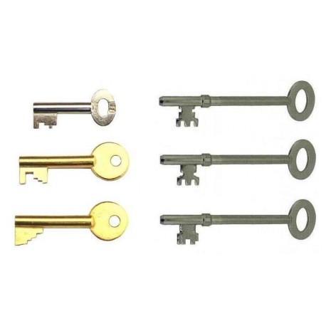 FB Key set (6 keys)
