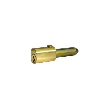 Morgan oval bullet lock