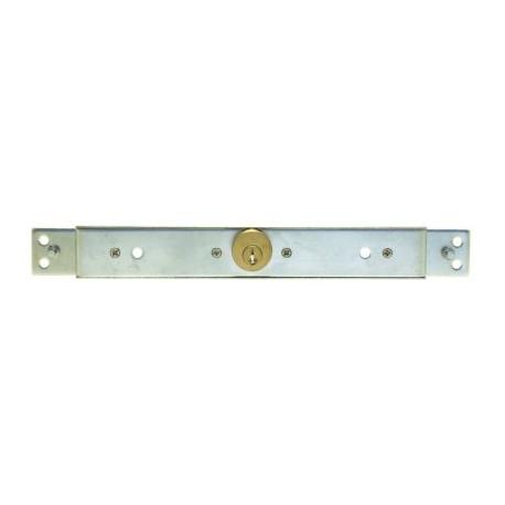 Centre lock, ultra narrow width