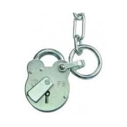 FB Padlock with chain