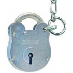 FB11 Padlock with chain