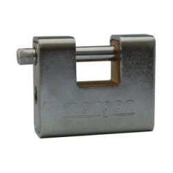 80mm armoured padlock