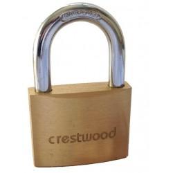 Brass padlock 20mm